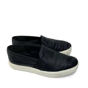 Vince Blair Perforated Slip On Shoes Size 6M